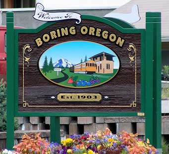 Relocate To Boring Oregon Relocation Information