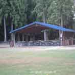 tigard oregon cook park covered picnic area