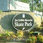 tigard oregon jim griffith memorial skate park