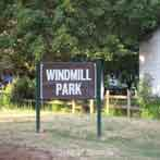tigard oregon windmill park sign